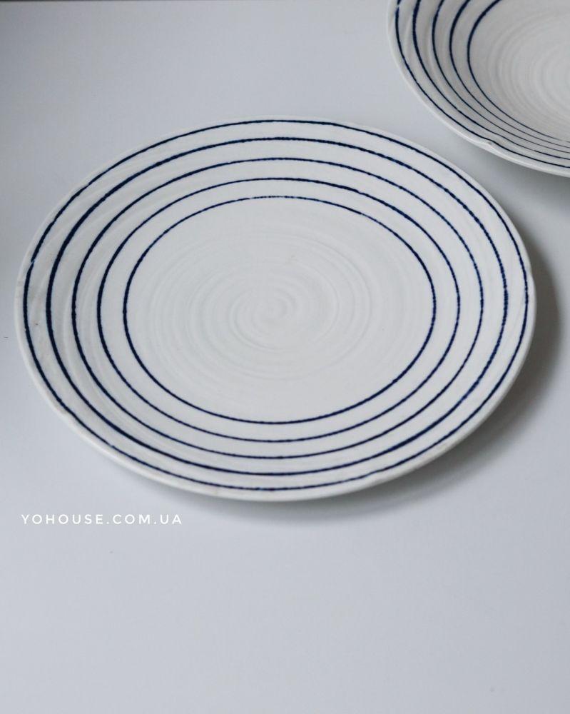 Набір  : 4 плетених  підложки  35  см та 4 плетених  підложки 15  см